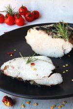 Petto di pollo con cottura sottovuoto a bassa temperatura