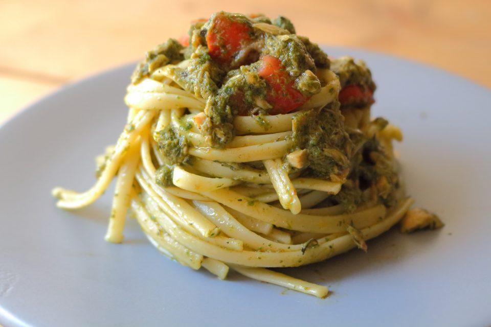 spaghetti in 10 minuti