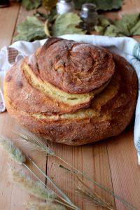 pane fatto in casa ricetta facile