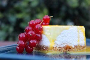 cheesecake allo yuzu amocù catania