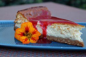 cheesecake ai frutti rossi amocù catania
