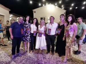 festa della mandorla e del nero d'avola Monica Vitale foodblogger