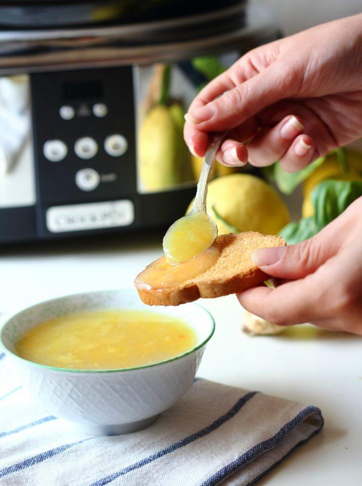 come si fa la marmellata di limoni