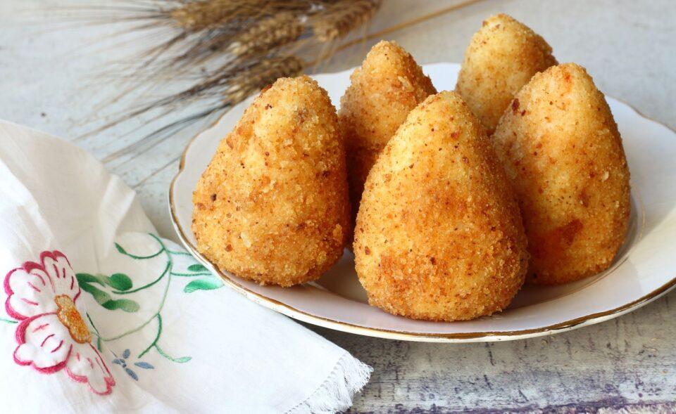 arancini al ragù siciliani ricetta originale