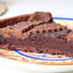 Crostata al cioccolato morbida di Valentina Gigli